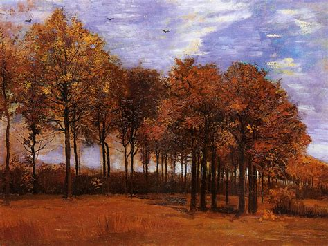Landscape Pictures Canvas Artists Vincent Gogh Trees Part 1