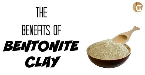 How Does Bentonite Clay Detox Work by 25 Best Ideas About Bentonite Clay Detox On