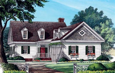 traditional southern house plans colonial southern traditional house plan 86285