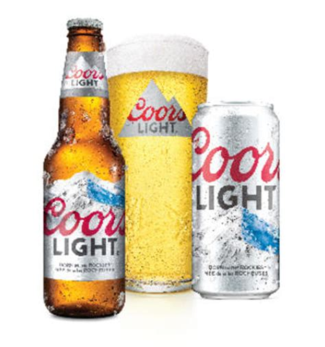 Coors Light Percent by Abv Content Coors Light Mouthtoears