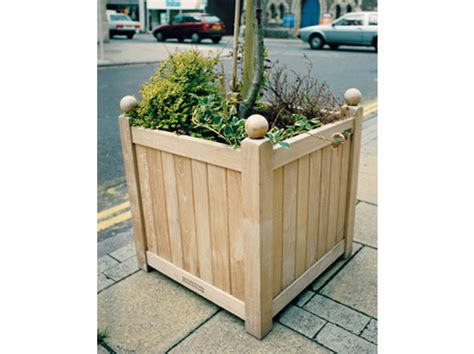 Versailles Planters Uk versailles square large timber planter uk supplier