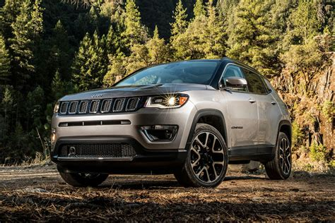 Jeep Compass Snow A Six Speed Manual 2017 Jeep Compass Cheap Snow Car And