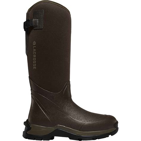 mens thermal boots lacrosse s alpha thermal 16in 7 0mm neoprene boot