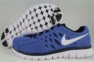 Nike Flexrun 2014 Bekas Authentic 100 nike flex 2013 run prize blue white black royal running free us mens sizes ebay