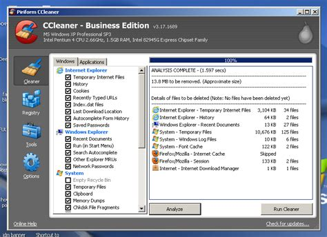 ccleaner quiet uninstall ccleaner business edition silent full version 3 17 1689
