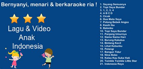 amazon video indonesia amazon com video lagu anak indonesia appstore for android