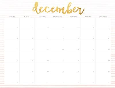printable calendar december 2017 cute december 2017 calendar cute 2018 calendar with holidays