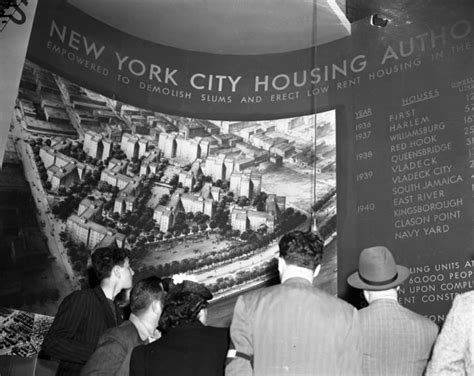 New York City Housing Authority by When Manhattan S Oldest House Was Razed For Housing