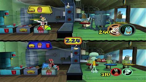 spongebob squarepants lights spongebob squarepants lights ps2 gameplay