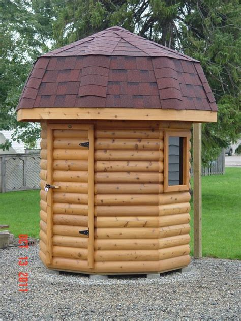 backyard sauna backyard saunas outdoor saunas gallery hgtv finnleo