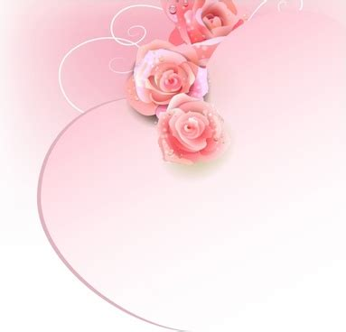 Wedding Background Pink by Femininity Free Vector 166 Free Vector For