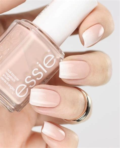Peach Pantone by 17 Chic Ombre Nails Ideas That Stand Out Styleoholic