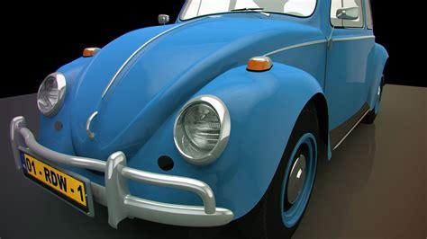 Kaos 3d Beetle Classic volkswagen beetle 3d kaspi productions