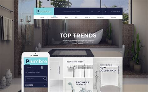 shopify themes supply plumbing supply shopify theme