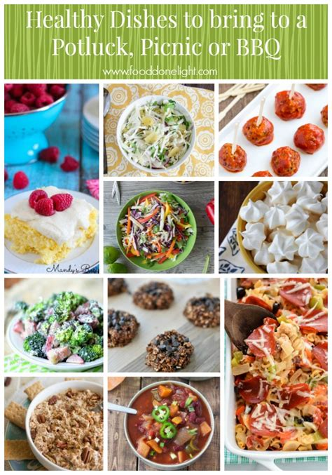 dishes for a potluck healthy dishes to bring to a potluck picnic or bbq food