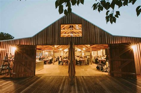 rustic wedding locations sydney waldara wedding venue wedshed
