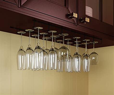 wine glass storage cabinet rack and hook stemware glass rack black wine glass hanger