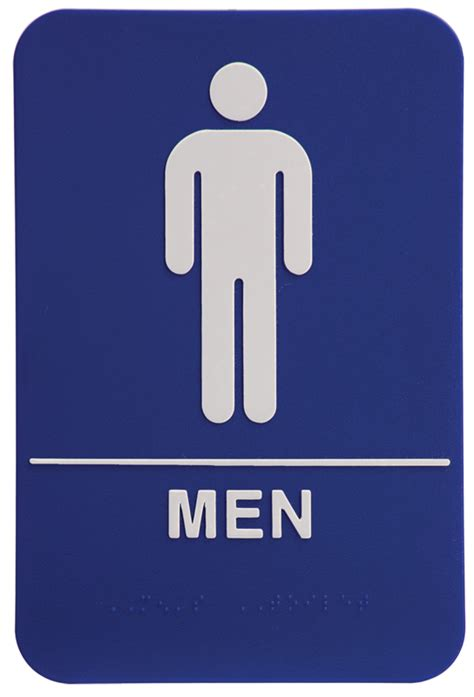 man bathroom sign men restroom sign clipart best