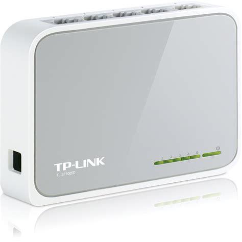 Tplink Tl Sf1005d 5 Port Desktop Switch Switch 4 tp link 5 port unmanaged 10 100mbps desktop switch tl sf1005d