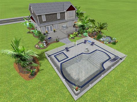 backyard landscaping software landscape design software gallery page 2