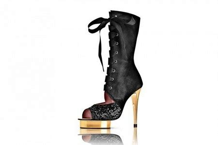 como decorar zapatos locos para niñas zapatos raros de moda 2012