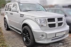Chrysler Dodge Nitro 2007 Chrysler Dodge Nitro 2 8 Crd Sport Car Photo And Specs