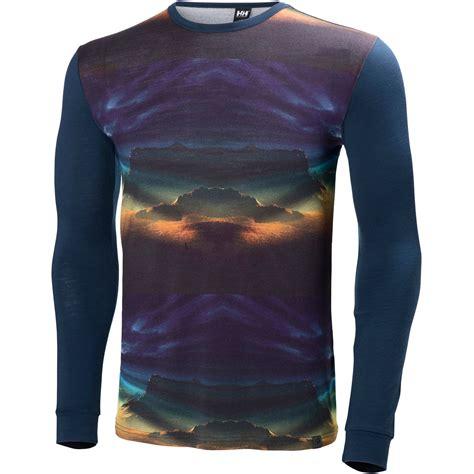 Base Layer Sleeve Kalibre Abu wiggle helly hansen wool graphic sleeve base layer