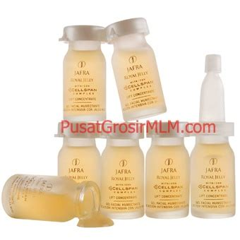 Royal Jelli Serum Jafra jafra royal jelly serum untuk wajah til cantik alami
