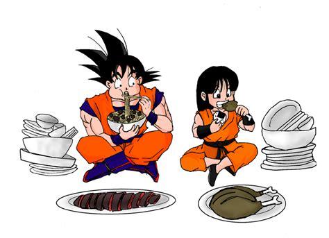 imagenes de goku comiendo fanfic dragon ball multiverse il romanzo 1 2 dragon