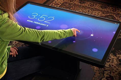 android table platform 46 is a android tablet you can serve coffee on