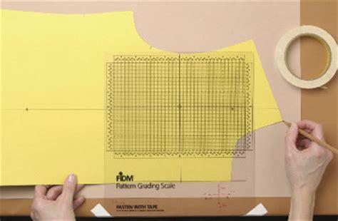 pattern grading scale pattern grading scale help advanced sewing