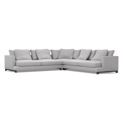 ls for sectional couches lazytime plus corner sofa ls cnr ss bauhaus