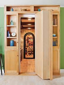 Bookcase Plans With Doors Door Bookcase Woodworking Plan From Wood Magazine