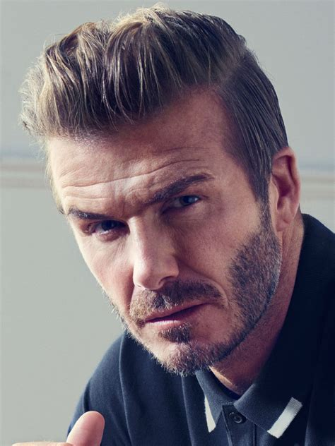 2016 david beckham hairstyles picture of david beckham slick back undercut hair male