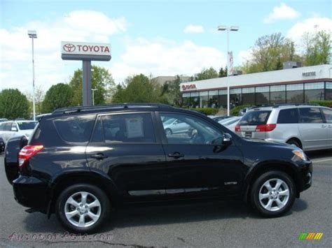 2011 Toyota Rav4 Limited 2011 Toyota Rav4 Limited 4wd In Black 105693 Autos Of