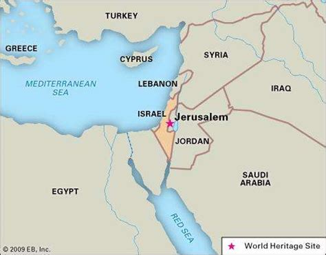 where is jerusalem on the map jerusalem history map culture facts britannica