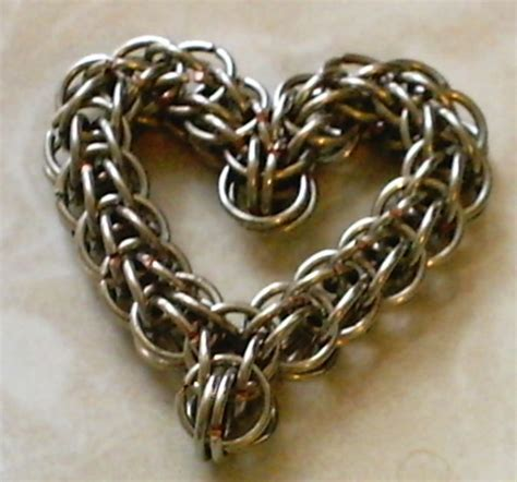 how to make chainmaille jewelry how to make chain maille pattern