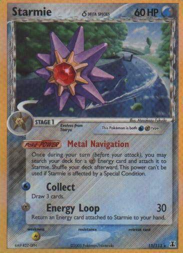 Gardevoir Delta Speciespokemon Trading Card Gametcgkartu pokezorworld has nintendo ex delta species edition trading card singles