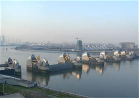 thames barrier in the future record closures cause concern for thames barrier s future