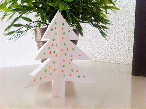 manualidades navidad 193 rbol de cartulina christmas craft