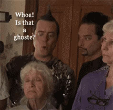 nick kroll ghost bouncers comedy central gif find share on giphy