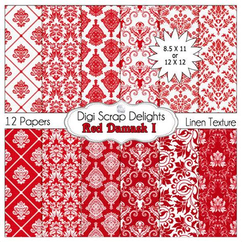 damask craft paper damask digital papers for photo backdrops paper crafts