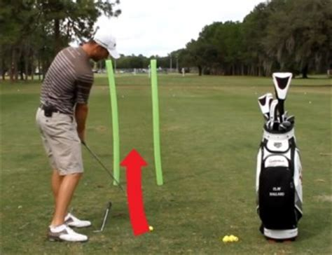 right sided swing golf eliminate the right side 9 days to amazing ball striking