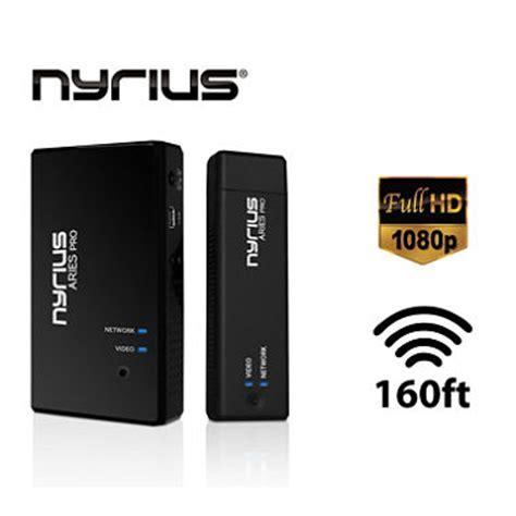 nyrius aries   wireless hdmi transmitter