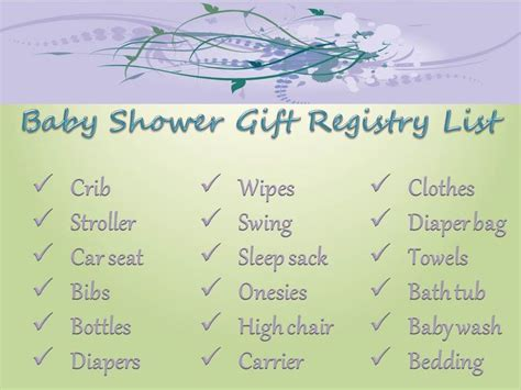 Best Place To Register For Baby Shower by 25 Best Ideas About Baby Shower Registry On