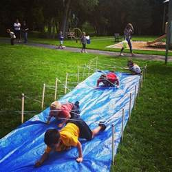 Backyard Olympic Games For Kids 25 Best Kids Obstacle Course Ideas On Pinterest