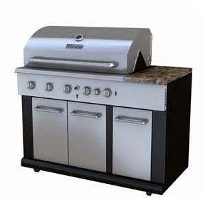 master forge 4 burner outdoor modular kitchen gas grill
