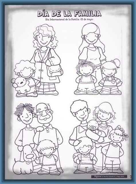 imagenes de la familia para imprimir accesibles imagenes de la familia para pintar imagenes