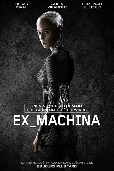 ex machina movie ex machina 2015 posters the movie database tmdb