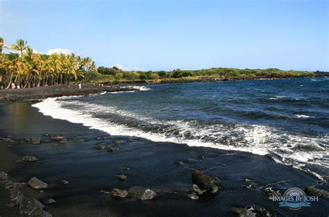 black sand beaches hawaii punalu u black sand beach hawaii images by josh